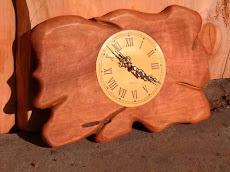 Reloj rústico