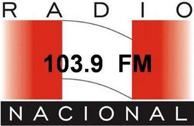 Radio Nacional del Peru en los 103.9 FM