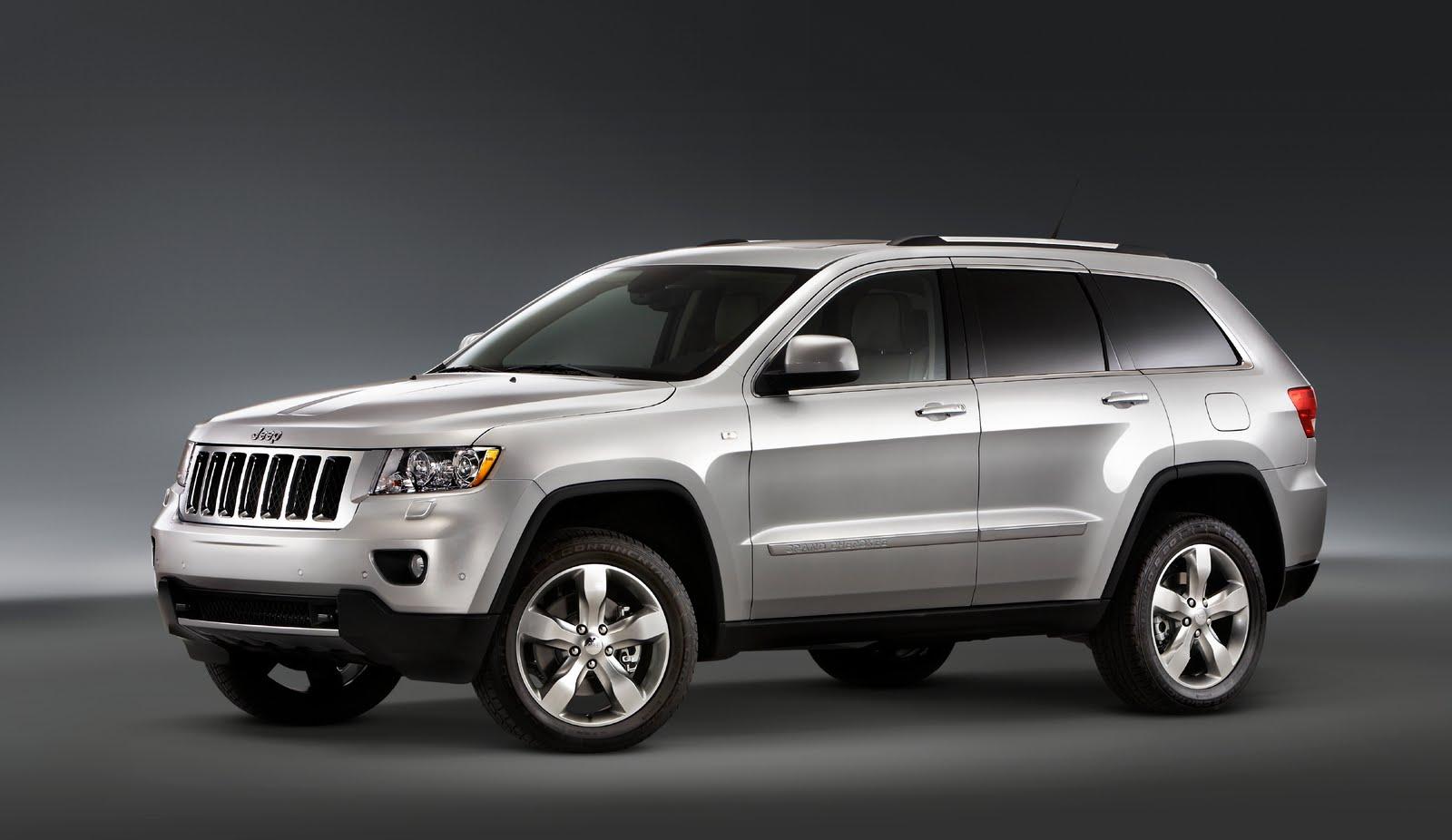Jeep Grand Cherokee recibe el reconocimiento Urban Wheels