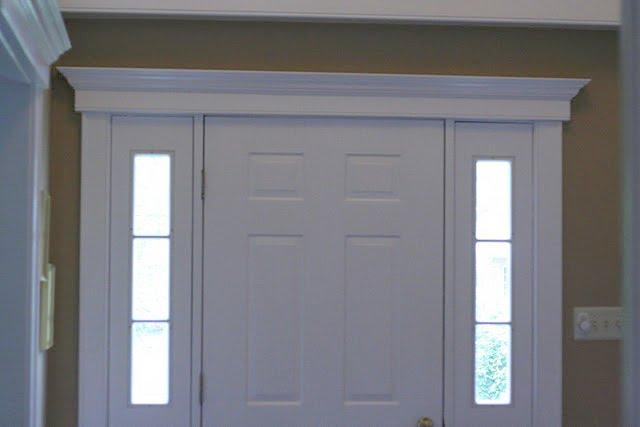 Great Door Molding Update
