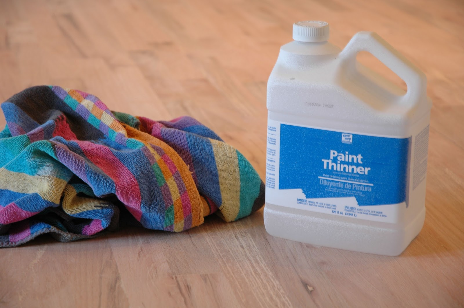 How To Apply Paint Thinner On Walls