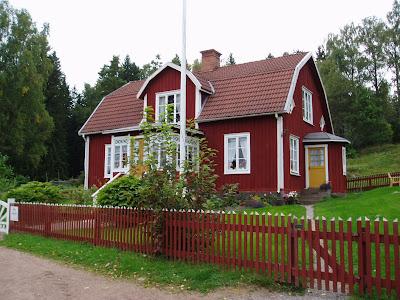 mein schweden wundersch ne h user. Black Bedroom Furniture Sets. Home Design Ideas
