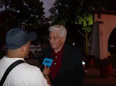 Presentación del libro en Caracas