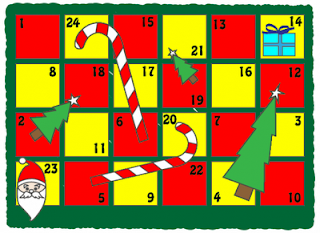 Love2learn2day advent calendar of math games for Cool christmas math games