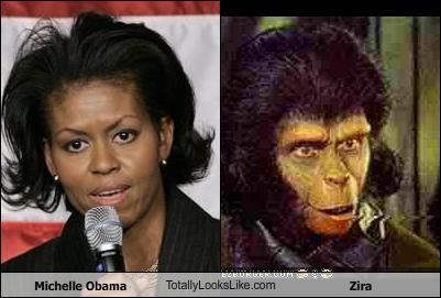 Obamas wife thesis