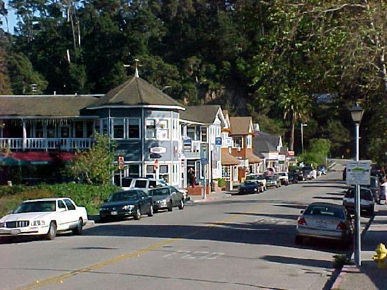 Cambria California Nice