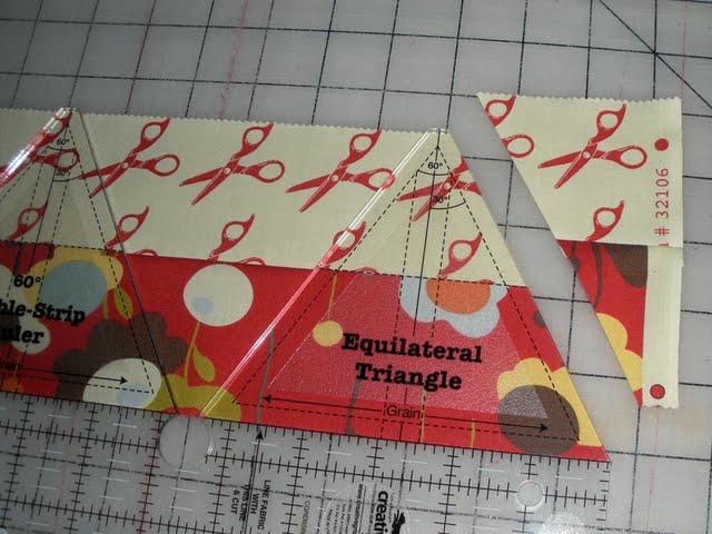 Hexagon Quilt Along Cutting Instructions Jaybird Quilts