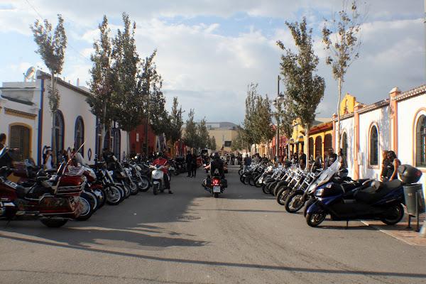 ANIVERSARIO HARLEY DAVIDSON - SABADO 25 - 10 - 2008