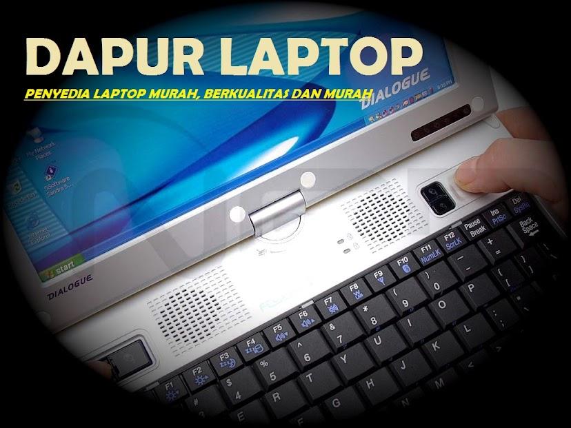 DAPUR LAPTOP