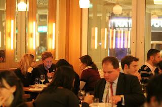 Whitechapel Dining Room