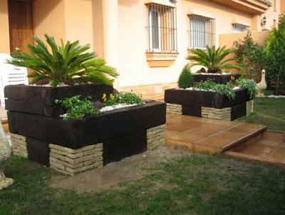 Plantas y jardineria consejos para la jardinera for Como decorar una jardinera