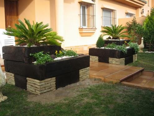 Plantas y jardineria consejos para la jardinera - Jardineras para jardin ...