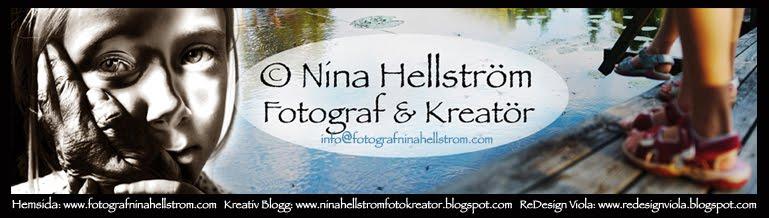 ©Nina Hellström -Fotograf&Kreatör