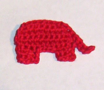 Ear Elephant Pattern | Free Patterns