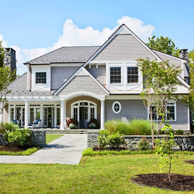 House plans on pinterest southern living house plans for Classic new england home designs