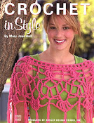 Crochet in Style -Capelet for sale on this blog