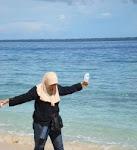 in Bosnik beach