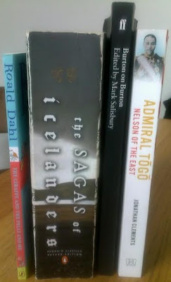 Books finished in July 2010