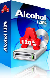 Alcohol 120% 1.9 Multil Portable