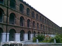 The dreaded cellular jail, peaceful now