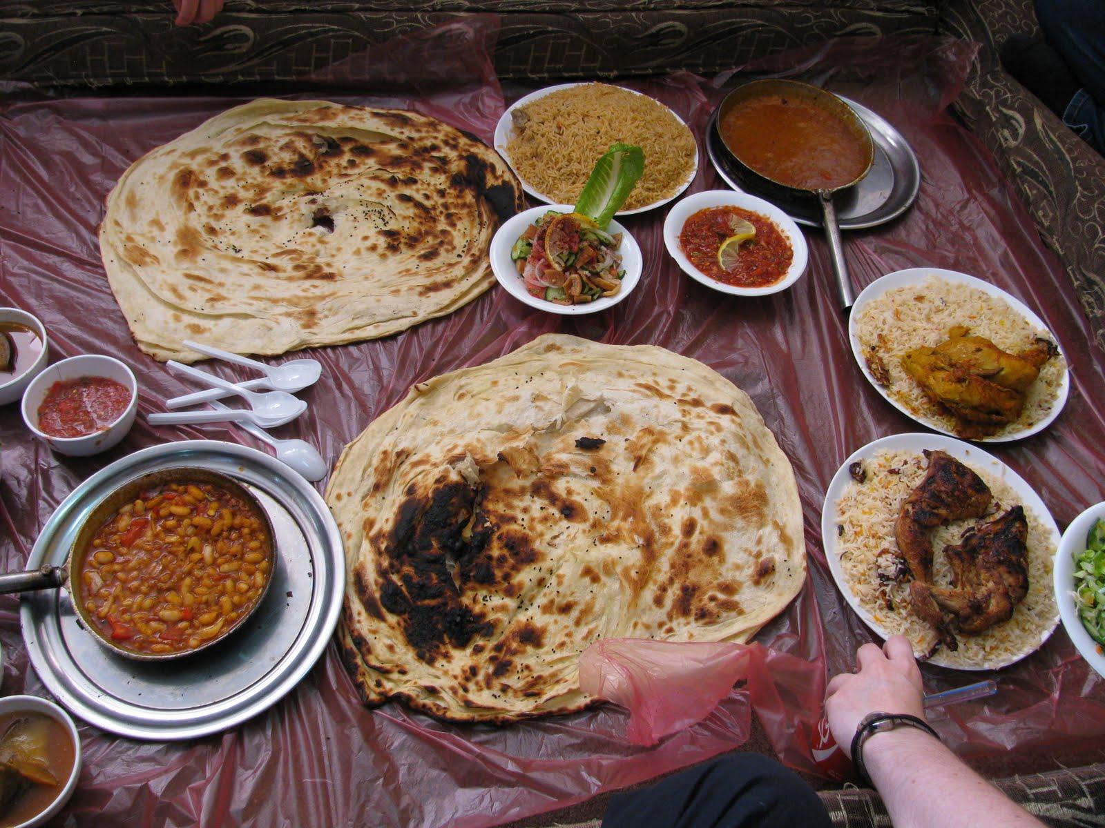 A summer in jordan a yemeni lunch for Cuisine yemenite