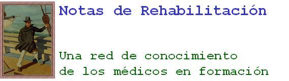 Notas de Rehabilitación