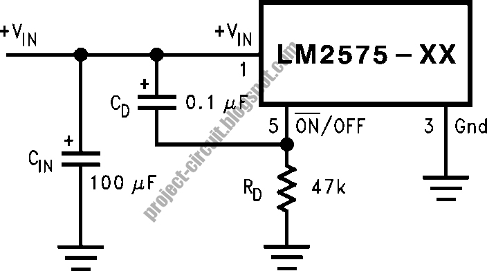 free project circuit diagram  december 2009