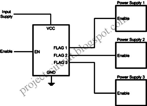 free project circuit diagram  january 2011