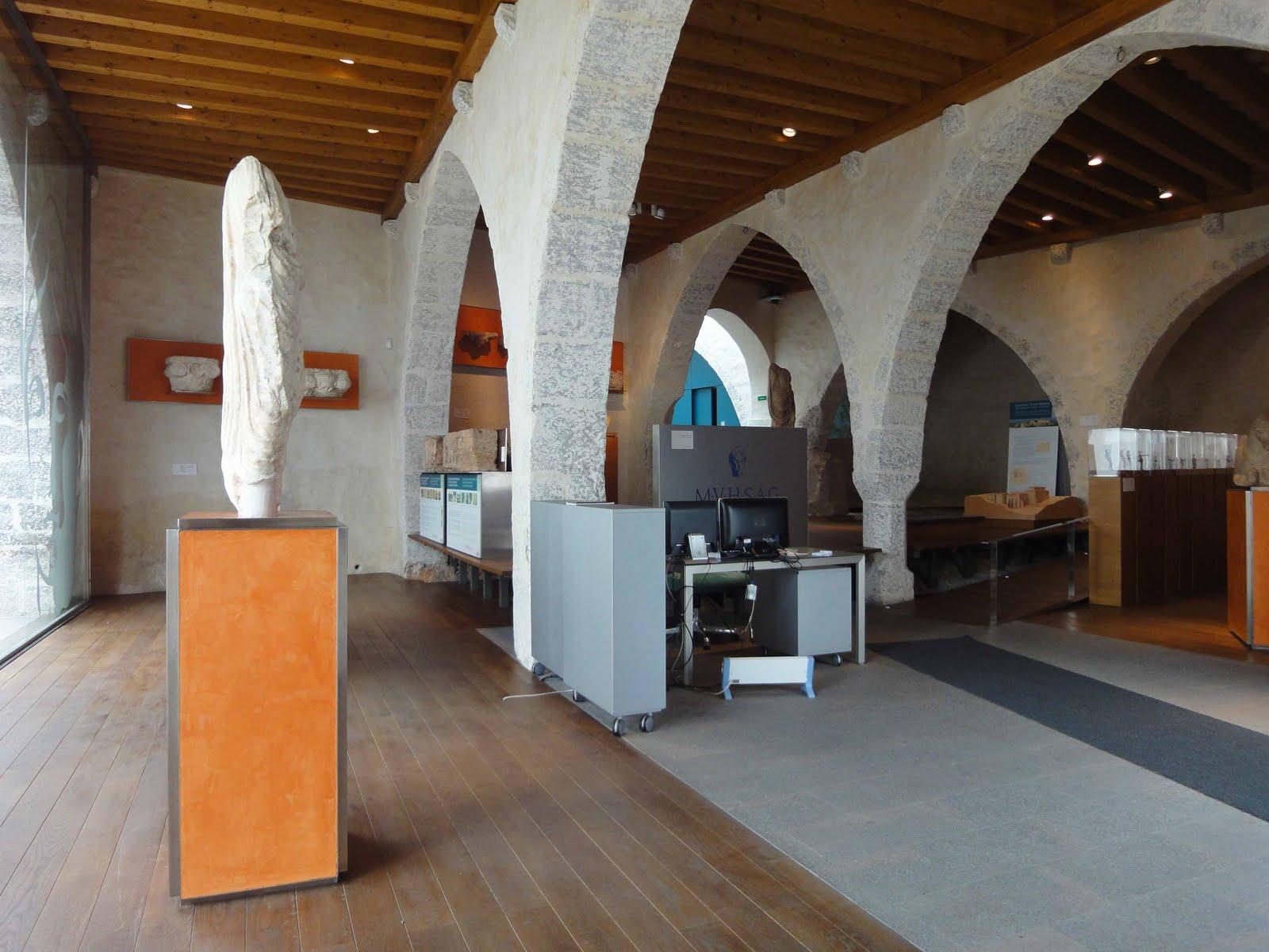 Las paridas de marcelo del campo una soluci n habitacional para el museo de sagunto - Idea casa biancheria mestre ...