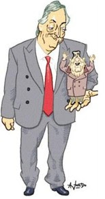 Caricaturas de Nestor Kirchner
