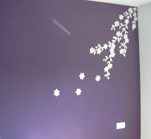 Decorar paredes gotele proyecto minue gotel antes vinilo - Papel para paredes con gotele ...
