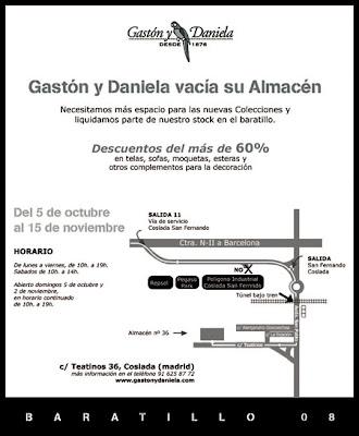 Octubre 2008 - Gaston y daniela outlet ...