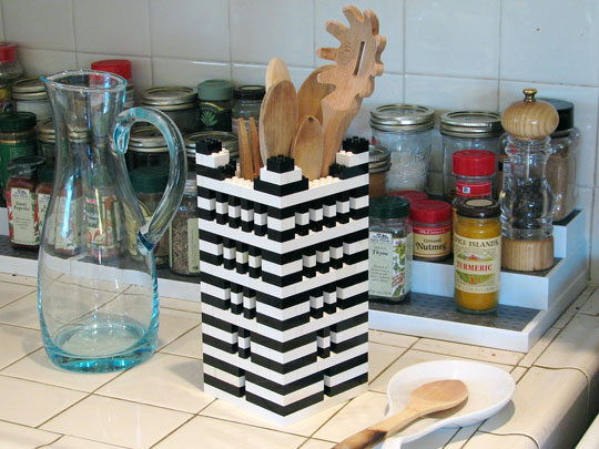 Crea detalles para tu cocina con piezas lego - Crea tu cocina online ...