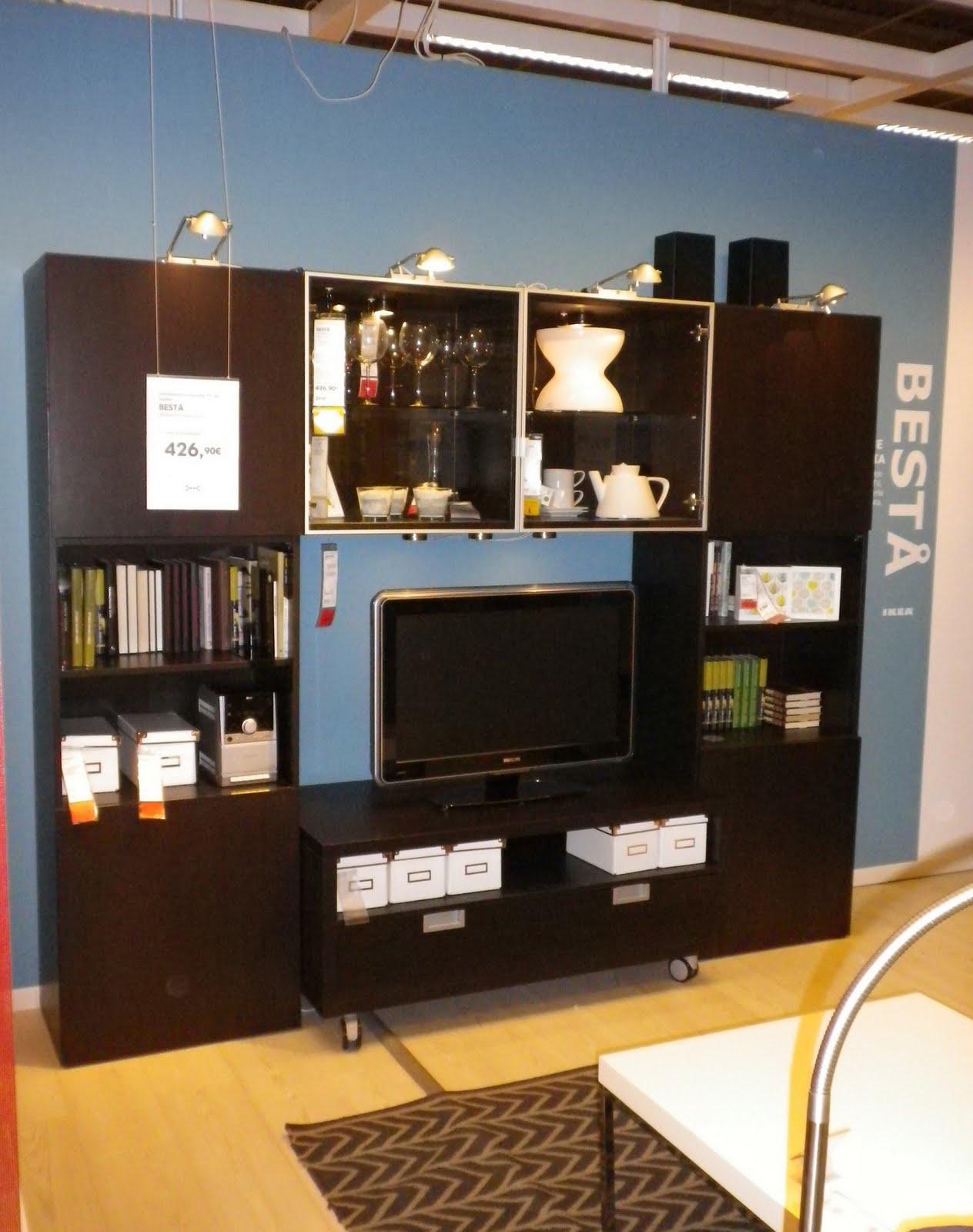 Salones besta de ikea madrid del este iv - Ikea salones besta ...