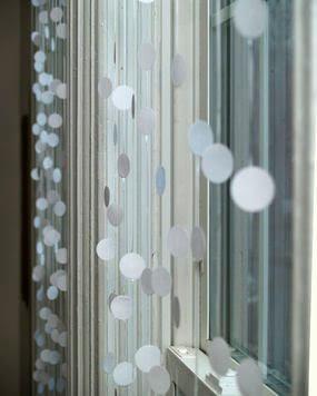 C mo se hace una cortina con pegatinas - Pegatinas para cortinas ...