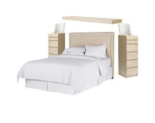 Ikea hack c mo hacer un cabecero con almacenaje - Ikea cajonera alex ...