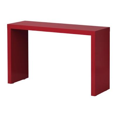 Parecidos razonables mesa consola for Mesa consola extensible ikea