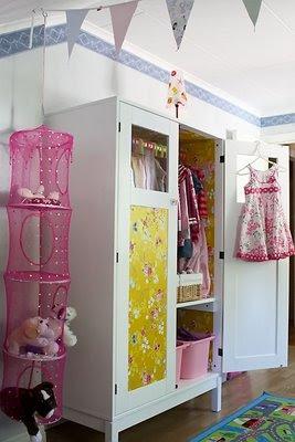 Ikea hack transformar un escritorio en un armario for Armario infantil ikea
