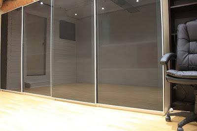 Ikea hack la oficina dentro del armario - Armarios oficina ikea ...