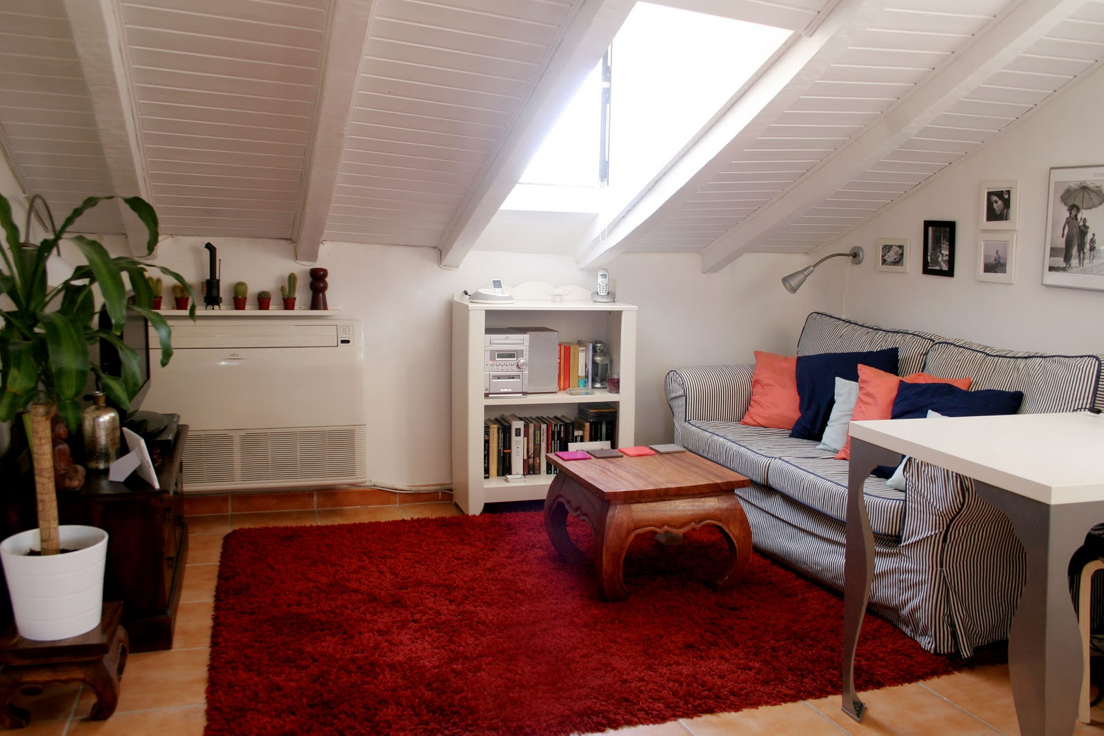 La casa abuhardillada de mirasens44 for Consejos decorar casa