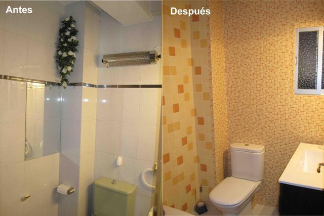 Azulejos Para Baño Bricor: de su baño quiero compartir con vosotros el cambio en mi cuarto de