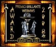 Premio Brillante Webmws da Laura