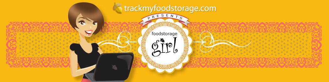 Food Storage Girl