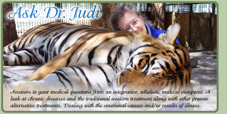 Ask Dr. Judi