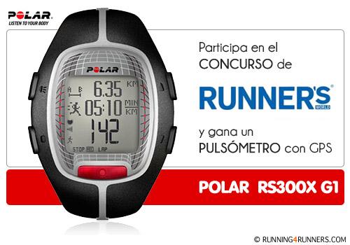 Concurso Runer's World: Gana un pulsómetro Polar
