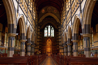 St Pauls Cathedral - Melbourne, Australia