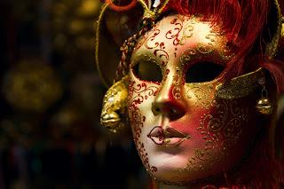 A Venetian Mask - Venice, Italy