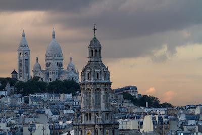 Sacre Coeur - Paris, France