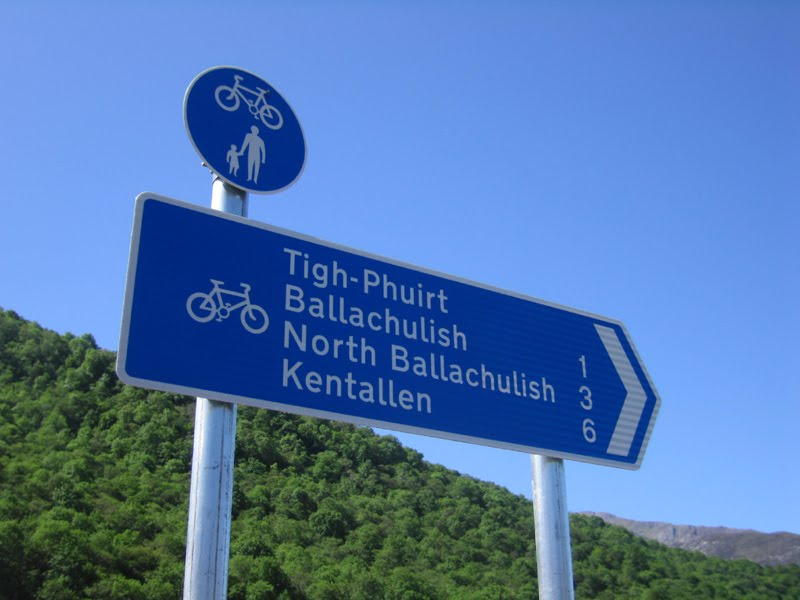 Glencoe Scotland Clachaig To The Holly Tree By Bike