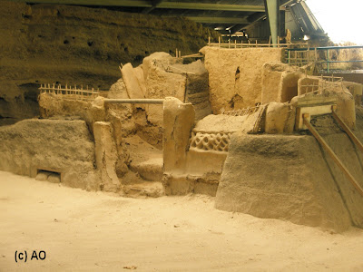 Ausgrabungen in Joya de Cerén